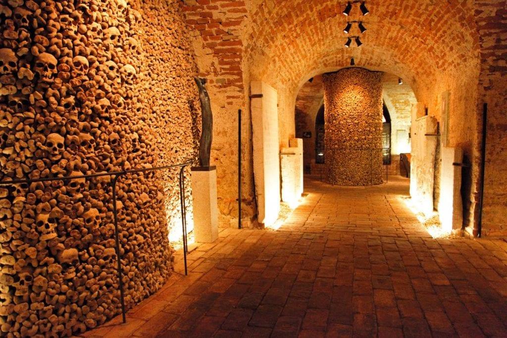 Ossuarium van Brno