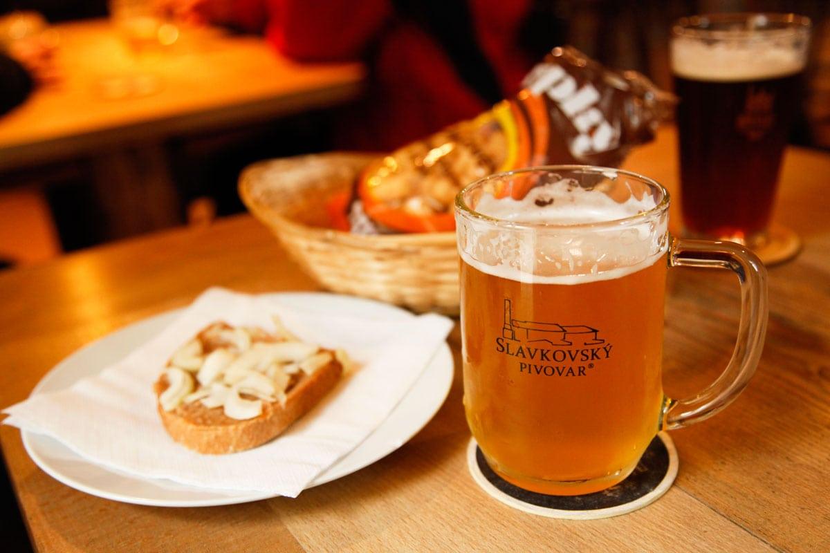 Tsjechisch bier