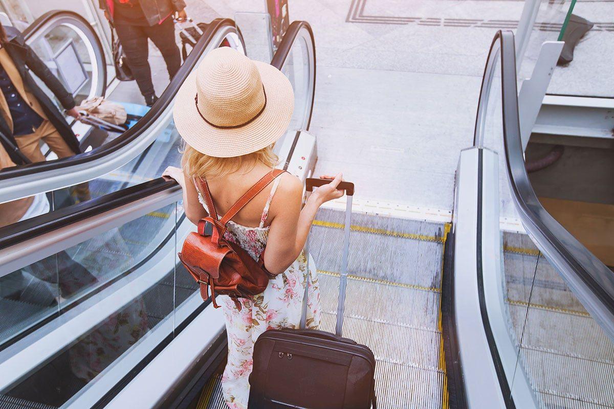 handbagage ametingen koffer