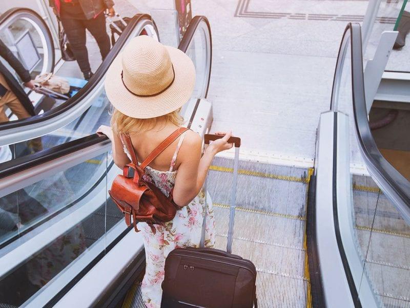 handbagage afmetingen