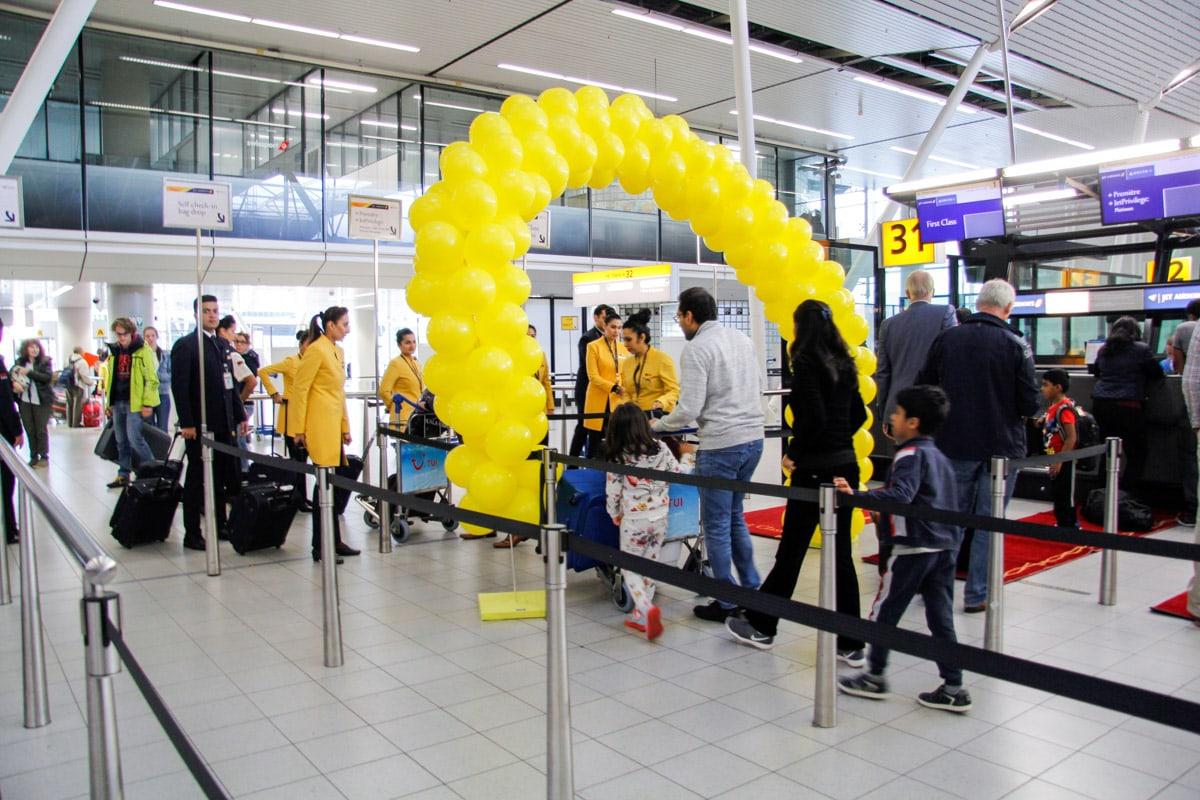 jet airways eerste vlucht amsterdam bangalore
