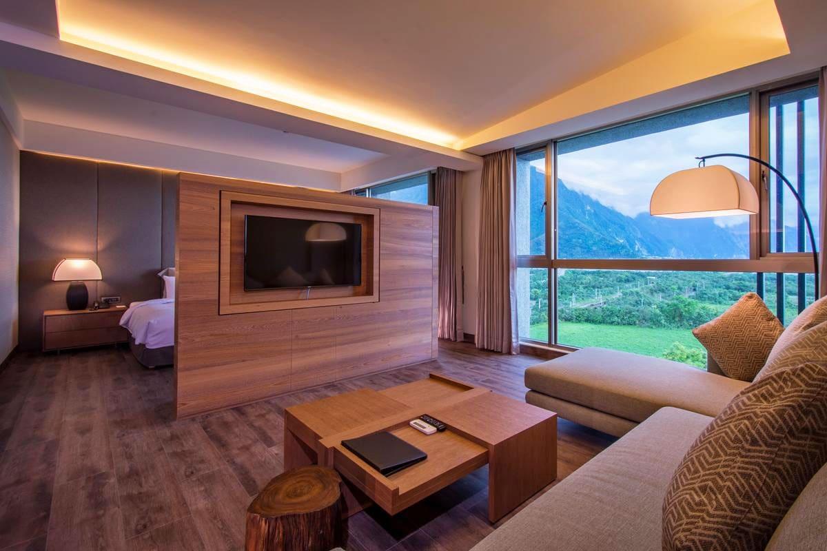 Liiko hotel Xincheng Taroko Gorge Nationaal Park