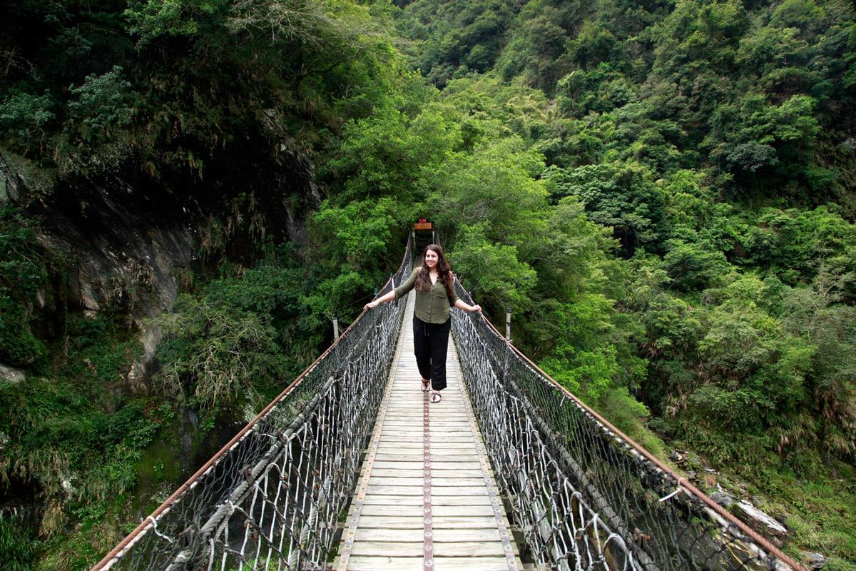 Nationaal park Taiwan Taroko Gorge