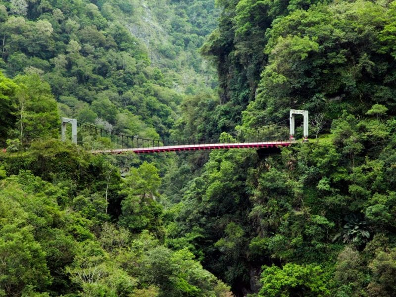 Taroko Gorge National Park Taiwan
