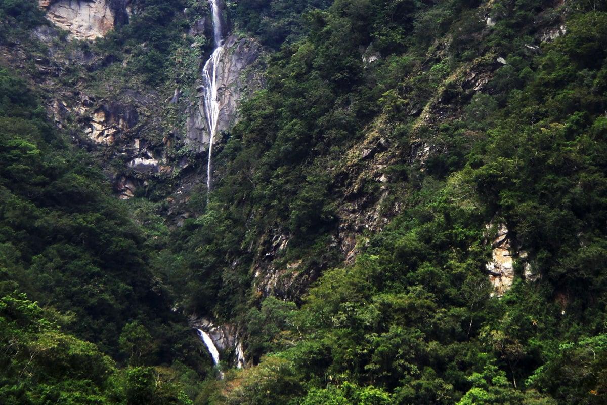 Watervallen Taroko Gorge Taiwan