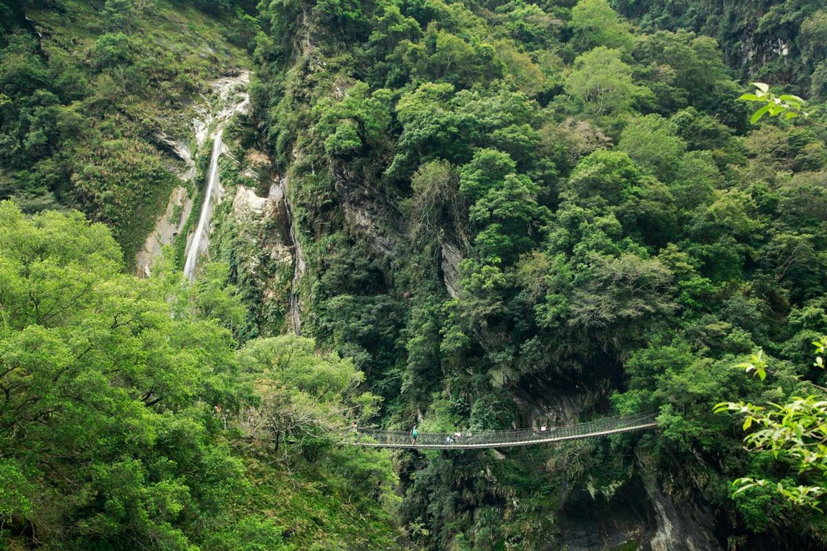Hangbrug Taroko Gorge
