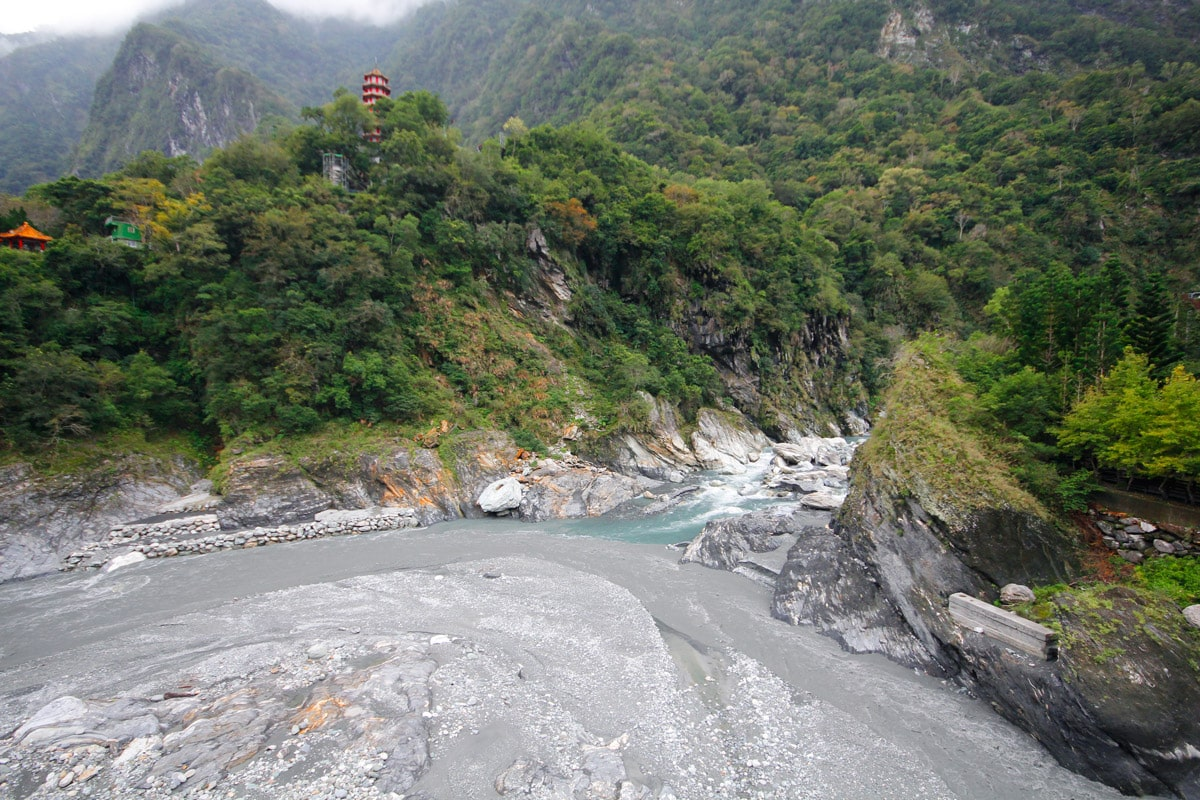 Taroko Gorge Nationaal Park Taiwan