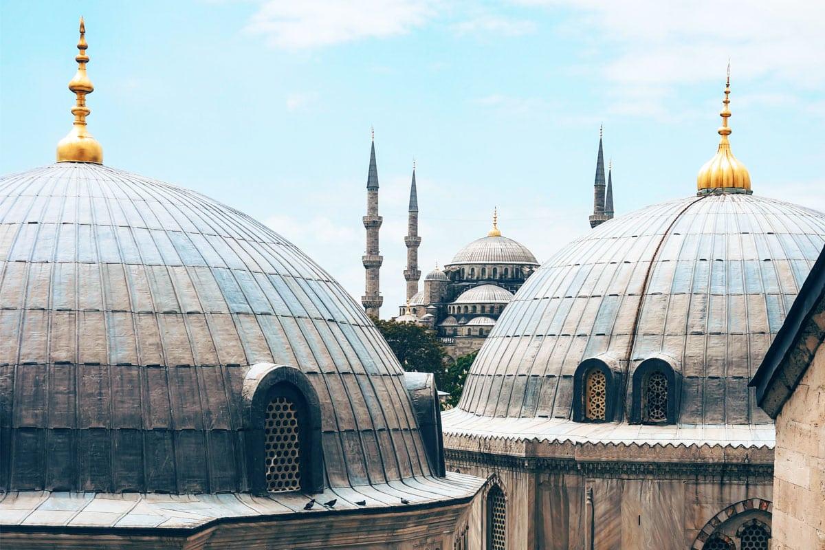 bezienswaardigheden istanbul blauwe moskee