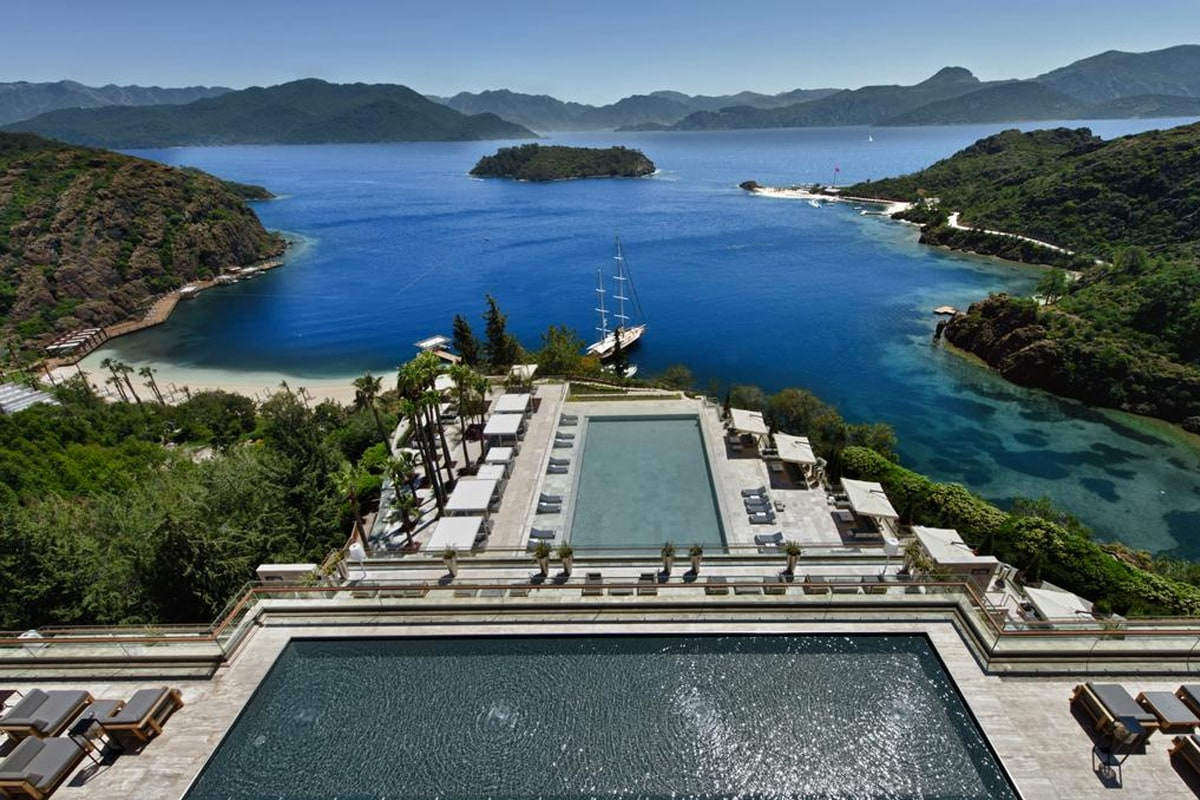 d maris bay luxe resort turkije
