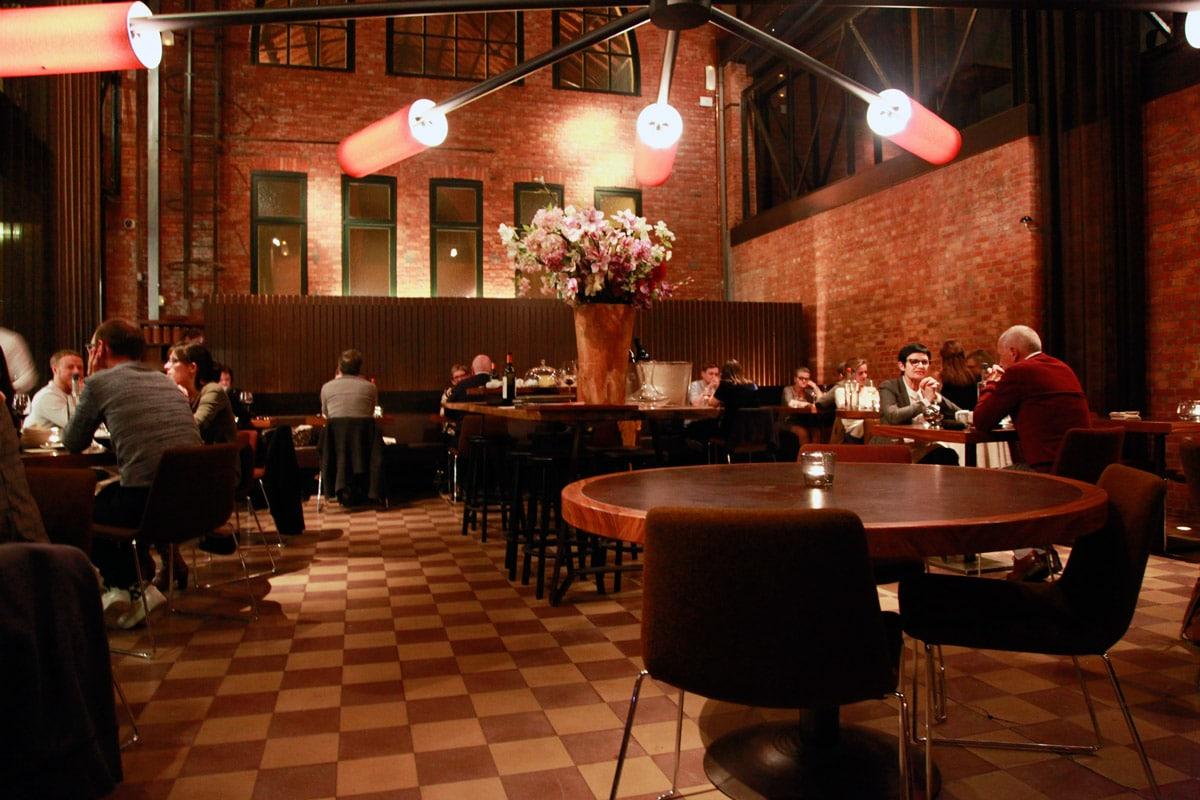 Hotspots Gent Volta Restaurant