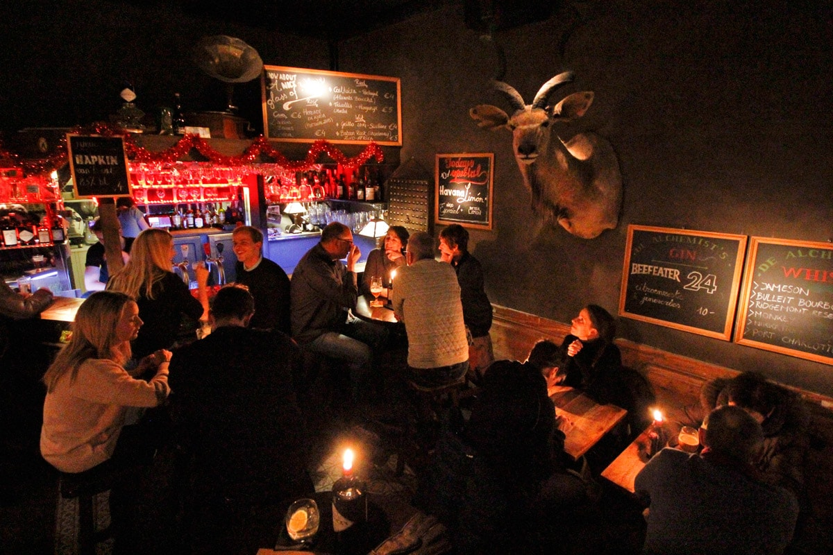 The alchemist cocktail bar Gent