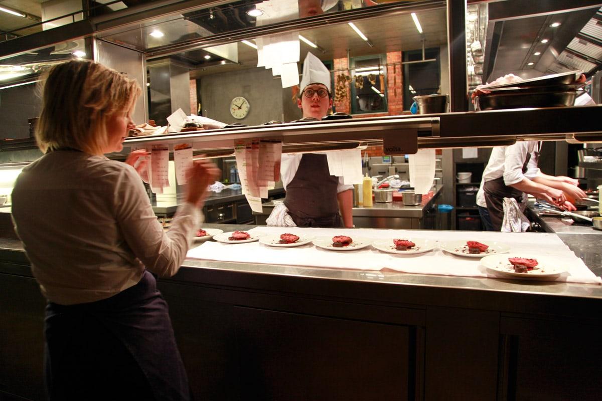 Volta restaurant hotspot Gent