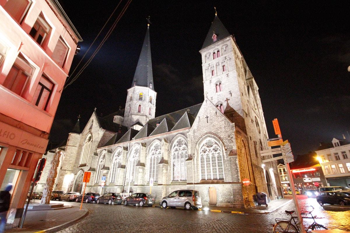 kerk in Gent