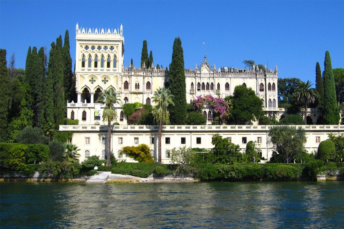 Mooiste plekken gardameer - Isola del Garda
