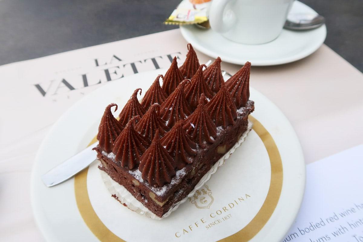 hotspots valletta caffe cordina