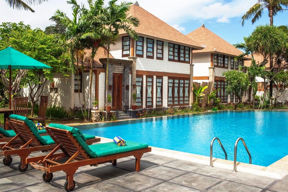 luxe en goedkope villa hotels bali