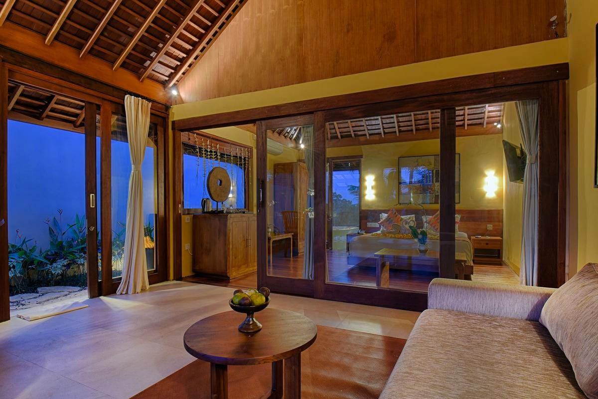 luxe villa met zwembad ubud