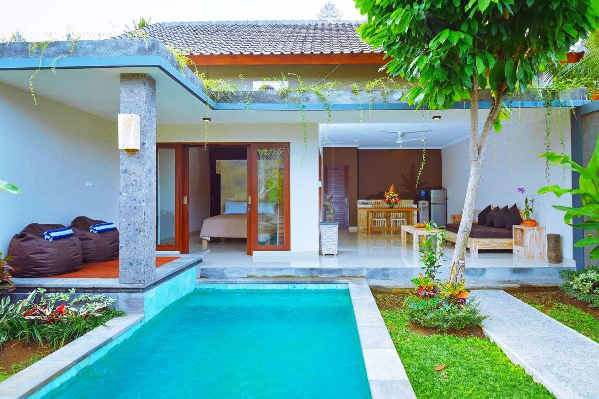ubud prive villa met eigen zwembad bali