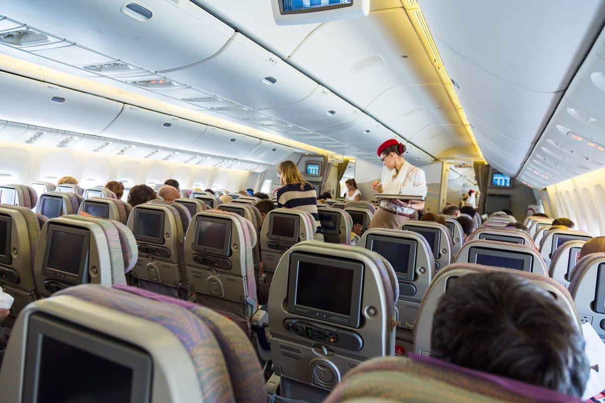 Iets Waar Emirates Natuurlijk Helemaal Niks Aan Kon Doen En Waarbij Ik Zelfs Blij Was Dat Niet In Een Of Ander Klein Onbekend Vliegtuigje Zat