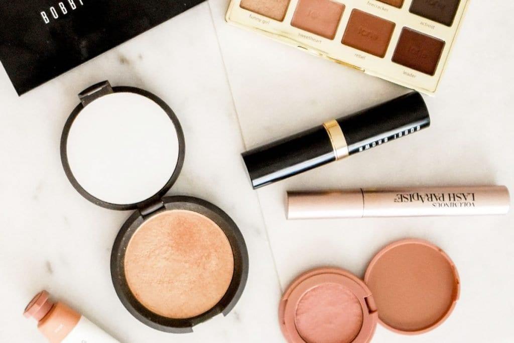 Make up in je handbagage als je gaat vliegen