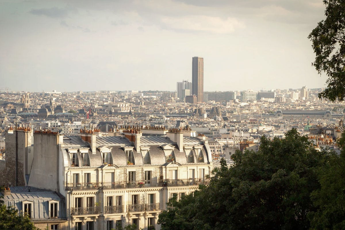uitkijkpunt parijs tour montparnasse