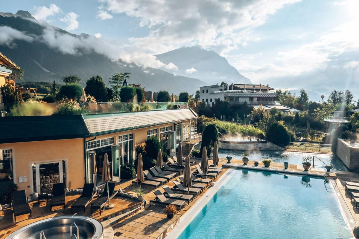 Hét wellness hotel in Oostenrijk