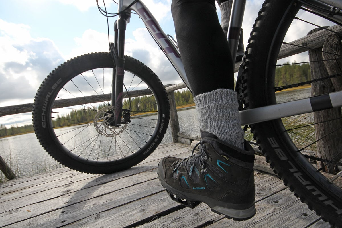 Fatbiken in Finland en andere outdoor activiteiten in Fins Lapland