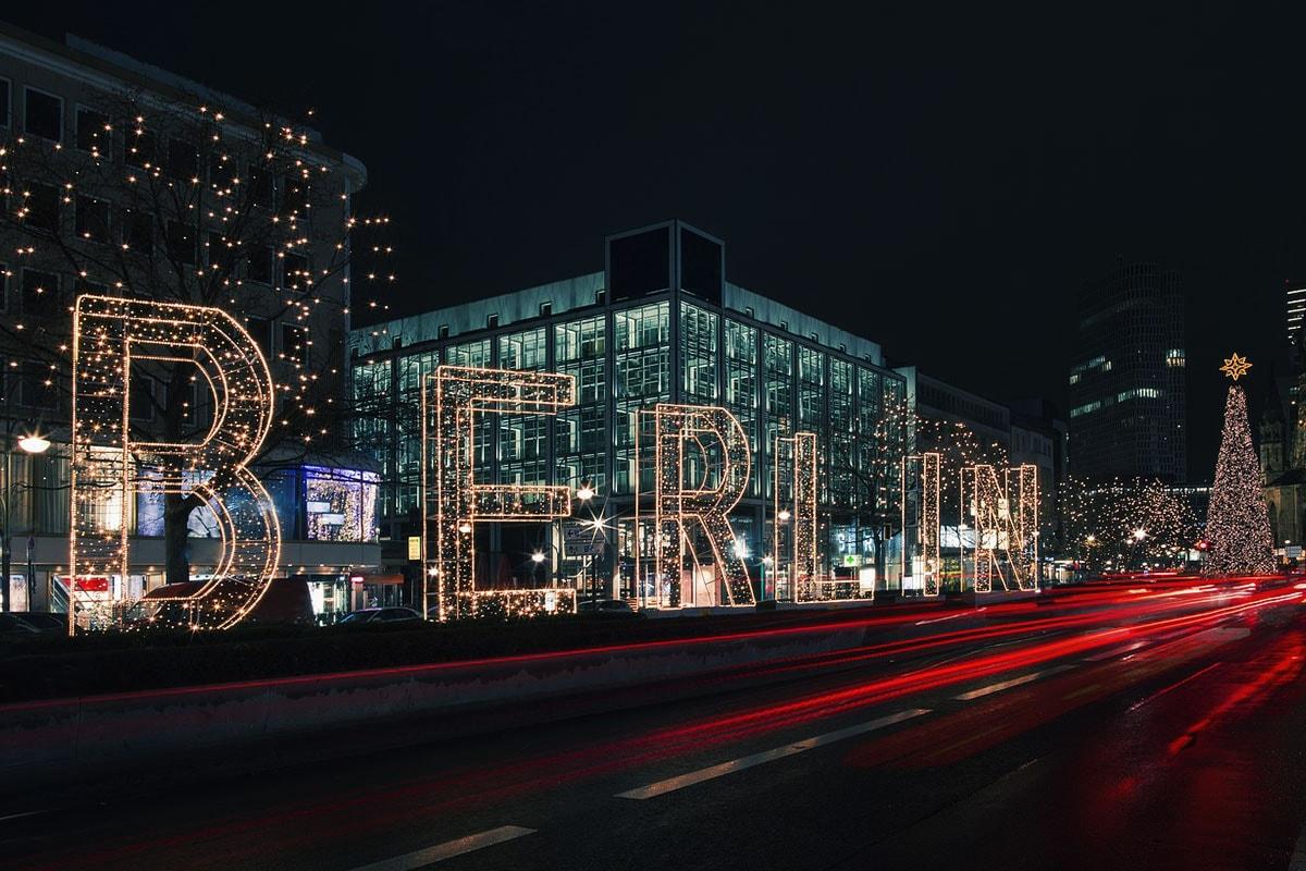 Kerstmarkt Berlijn 2018