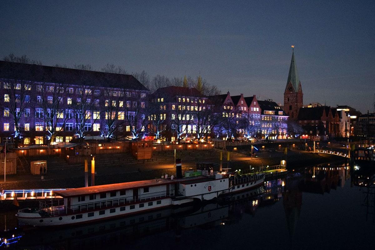 Kerstmarkt Bremen 2018