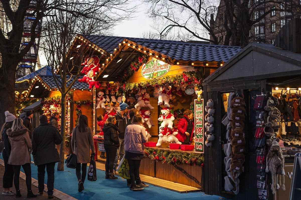 Kerstmarkt Essen 2018