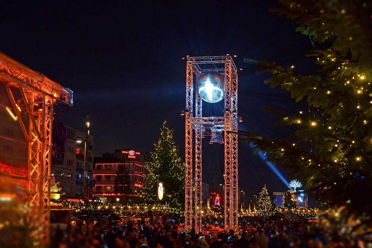 Kerstmarkt Hamburg 2018