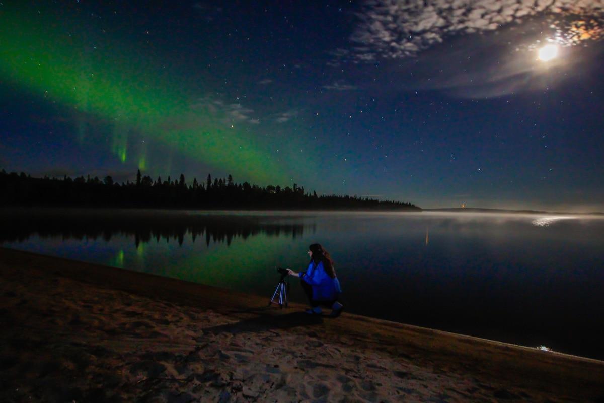 Doen in Finland: Het noorderlicht fotograferen