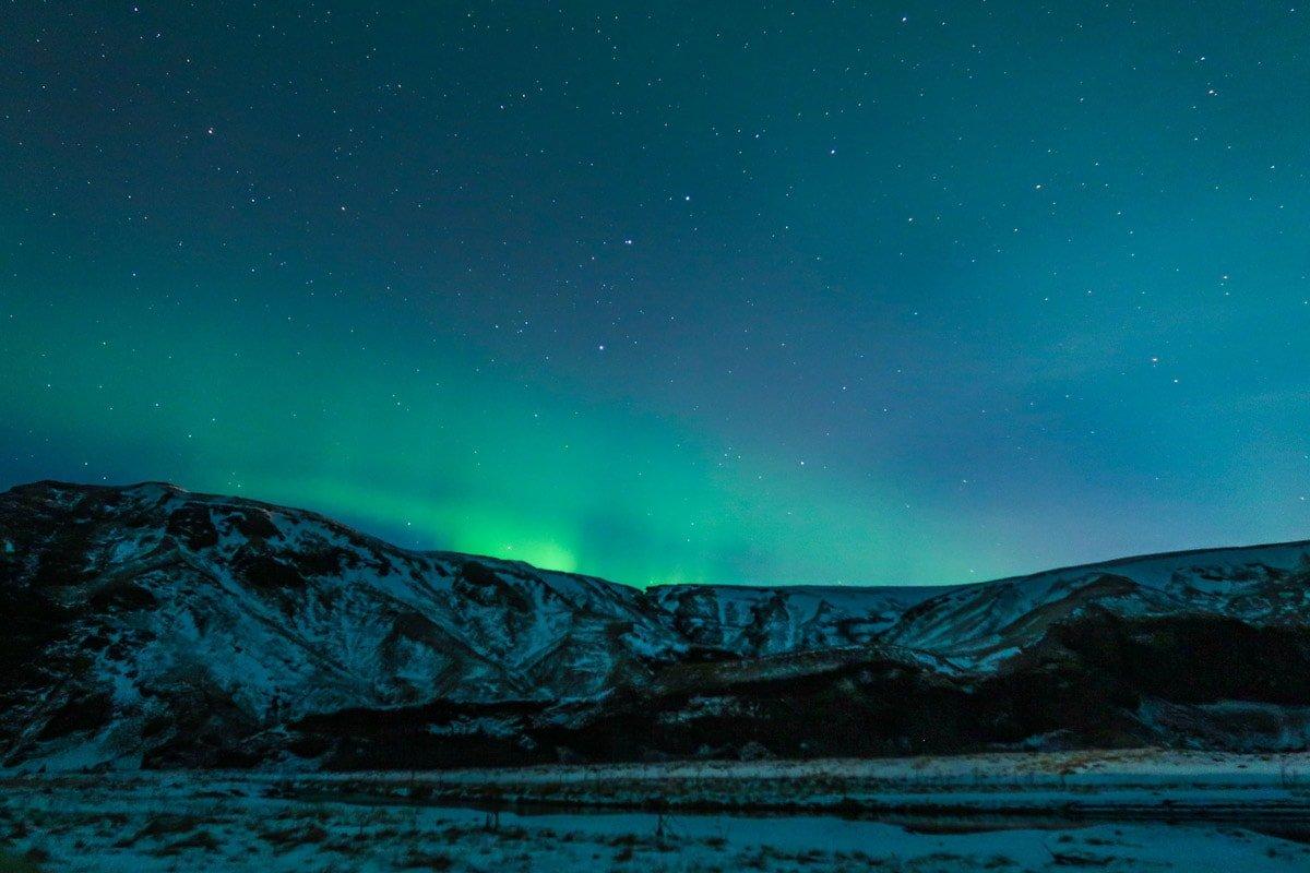 noorderlicht fotograferen ijsland