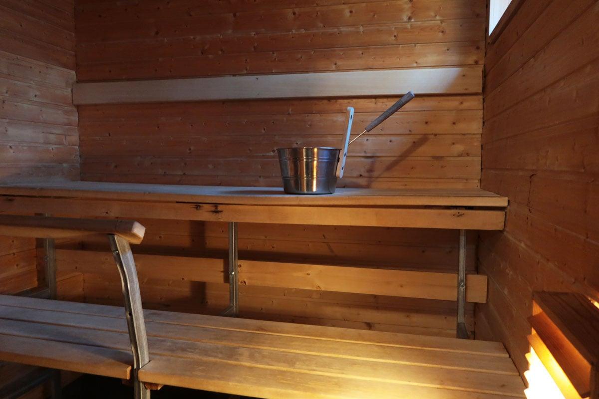 Huisje met sauna in Fins-Lapland