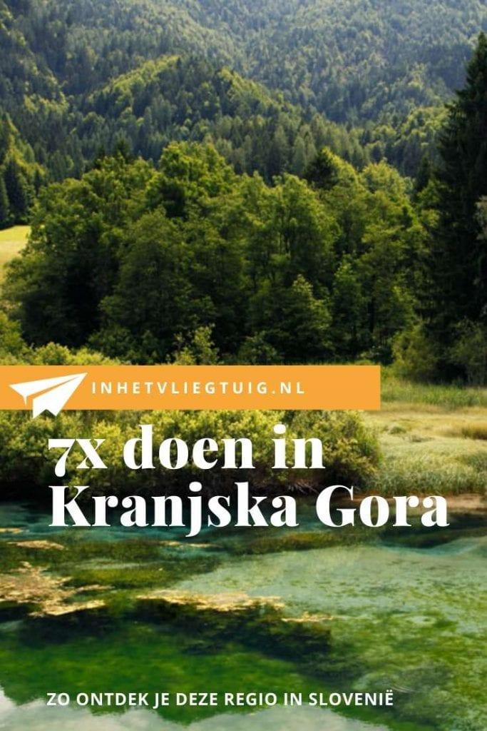 Kranjsa Gora Slovenie