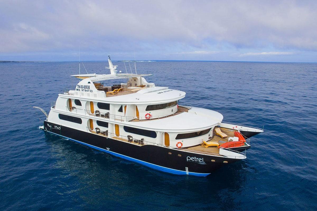 Luxe cruise galapagos eilanden