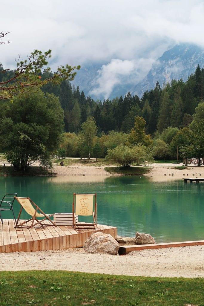 Kranjska Gora Lake Jasna