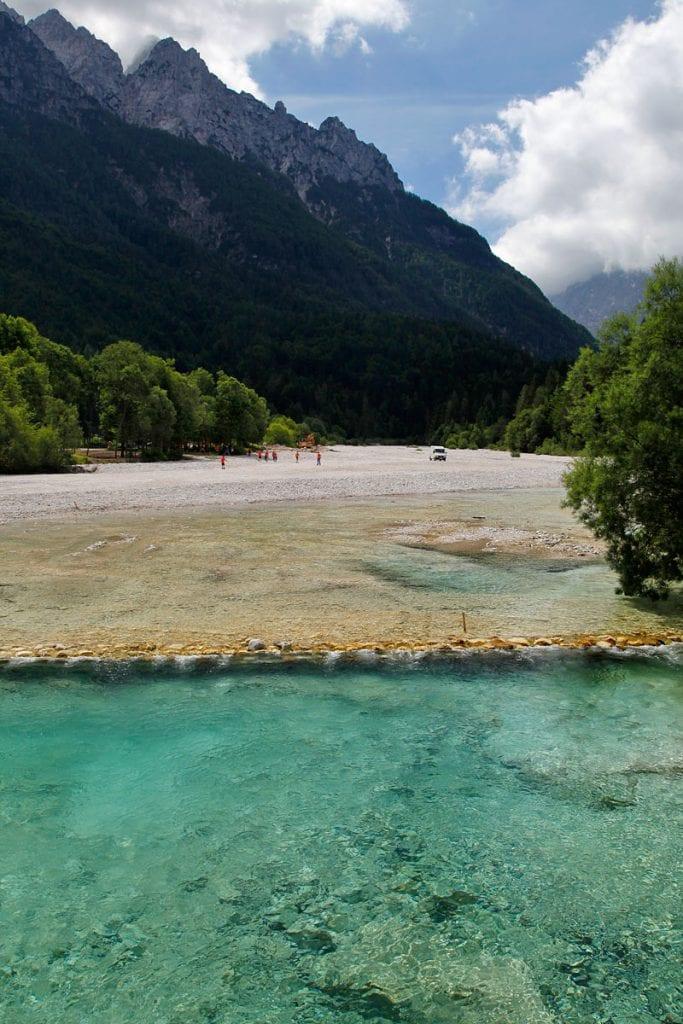 Nationaal Park Triglav Slovenië