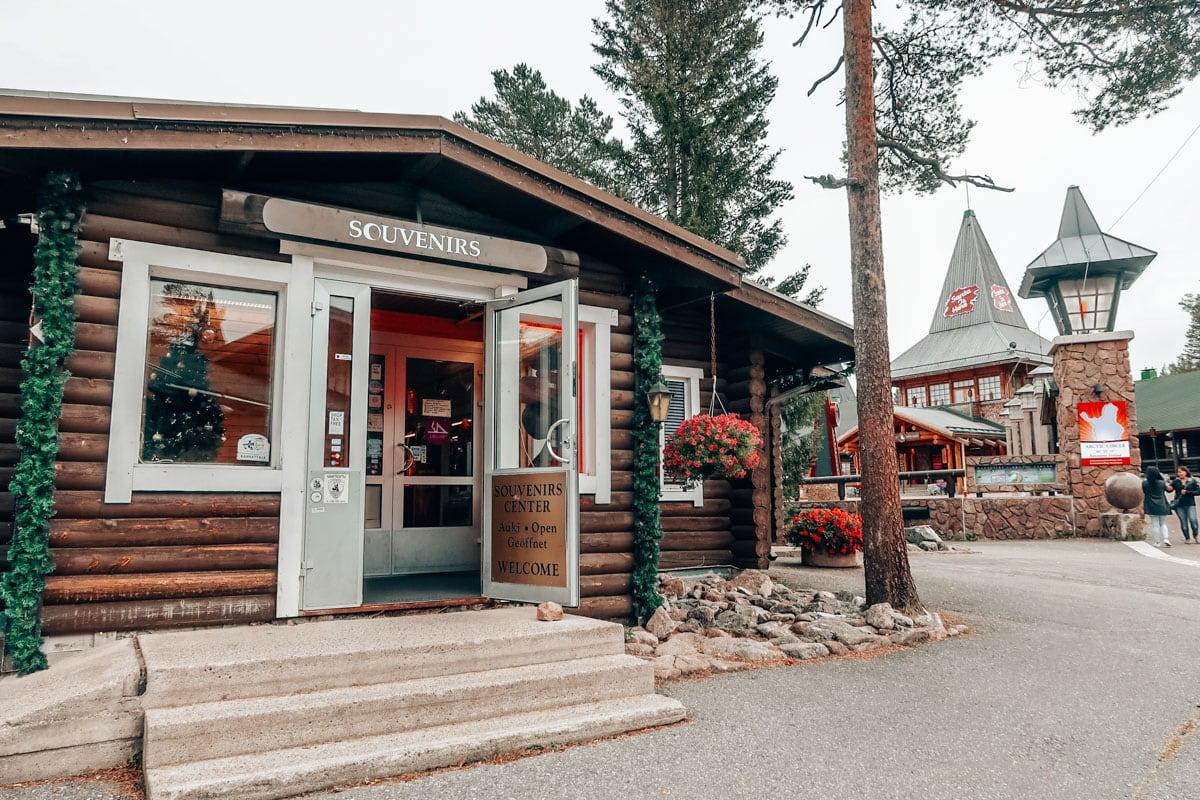 Santa Claus Village in Finland