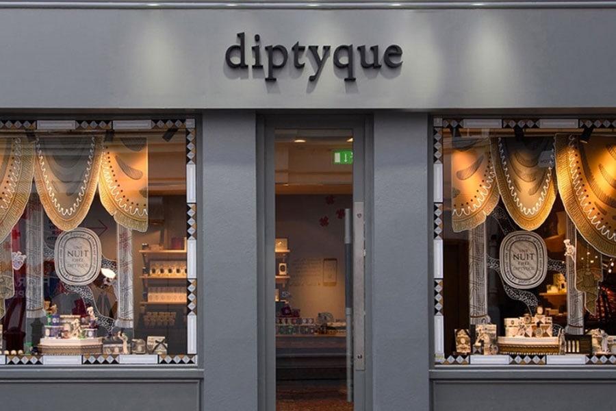 Leuke winkels Londen Diptyque kaarsen