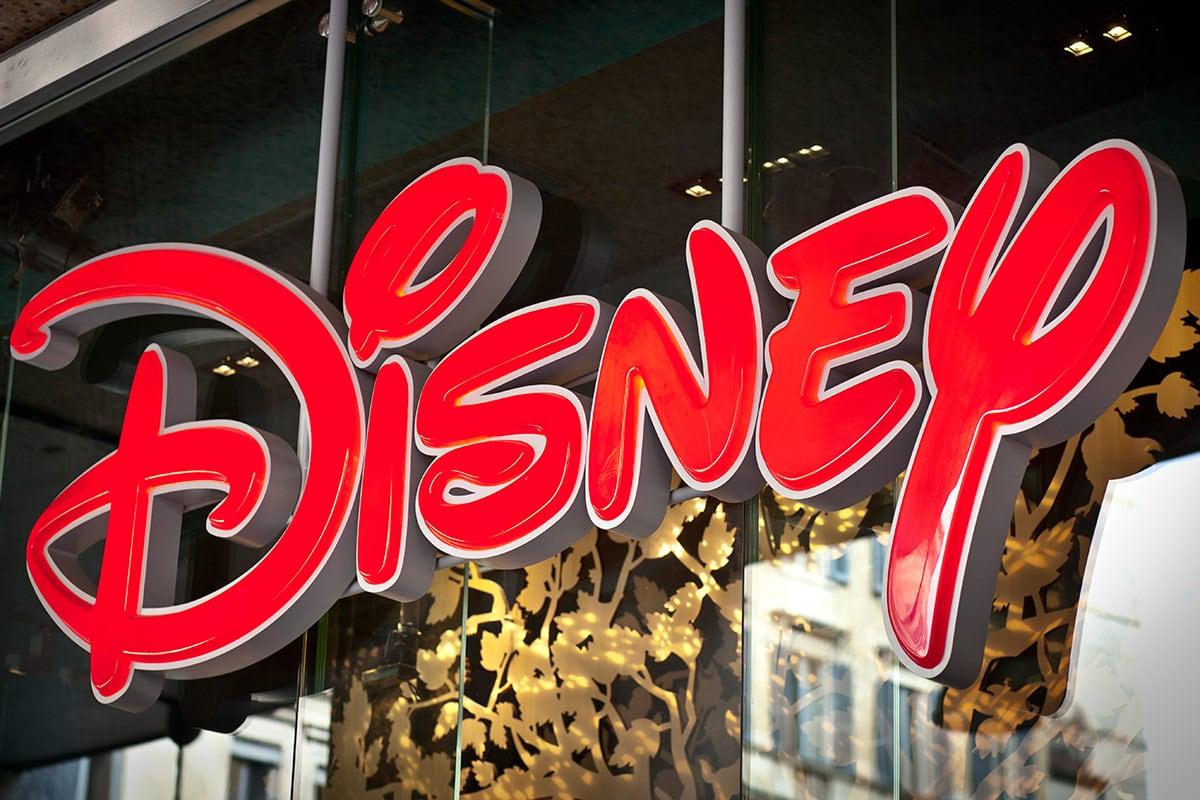Disney Store Londen Kerst