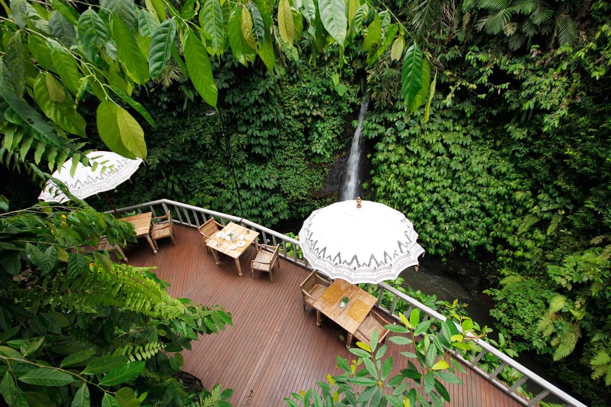 Luxe hotel ubud Bali