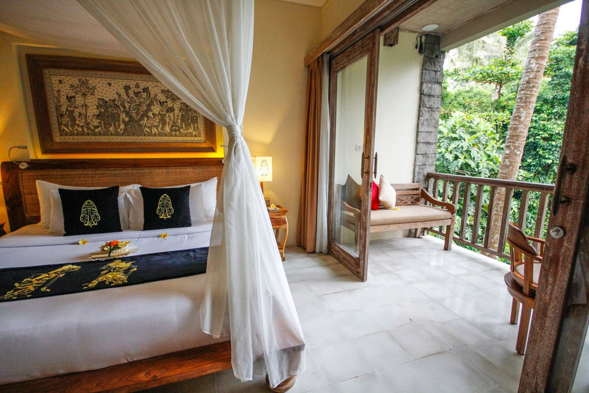 Kayon Resort Ubud Bali review