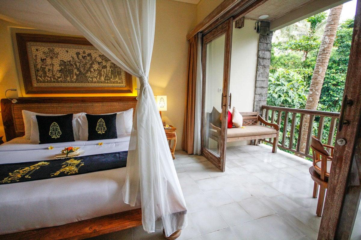 Kayon Resort Ubud Bali review