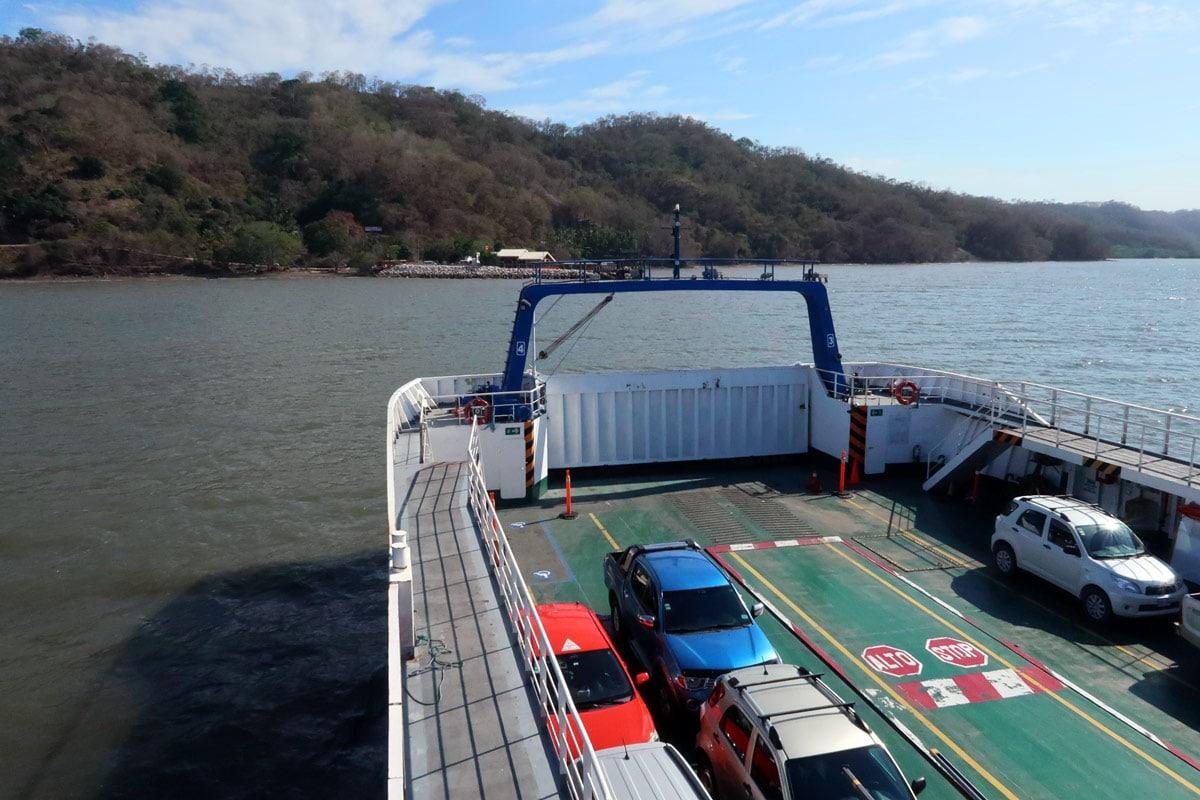 Huurauto in Costa Rica Ferry