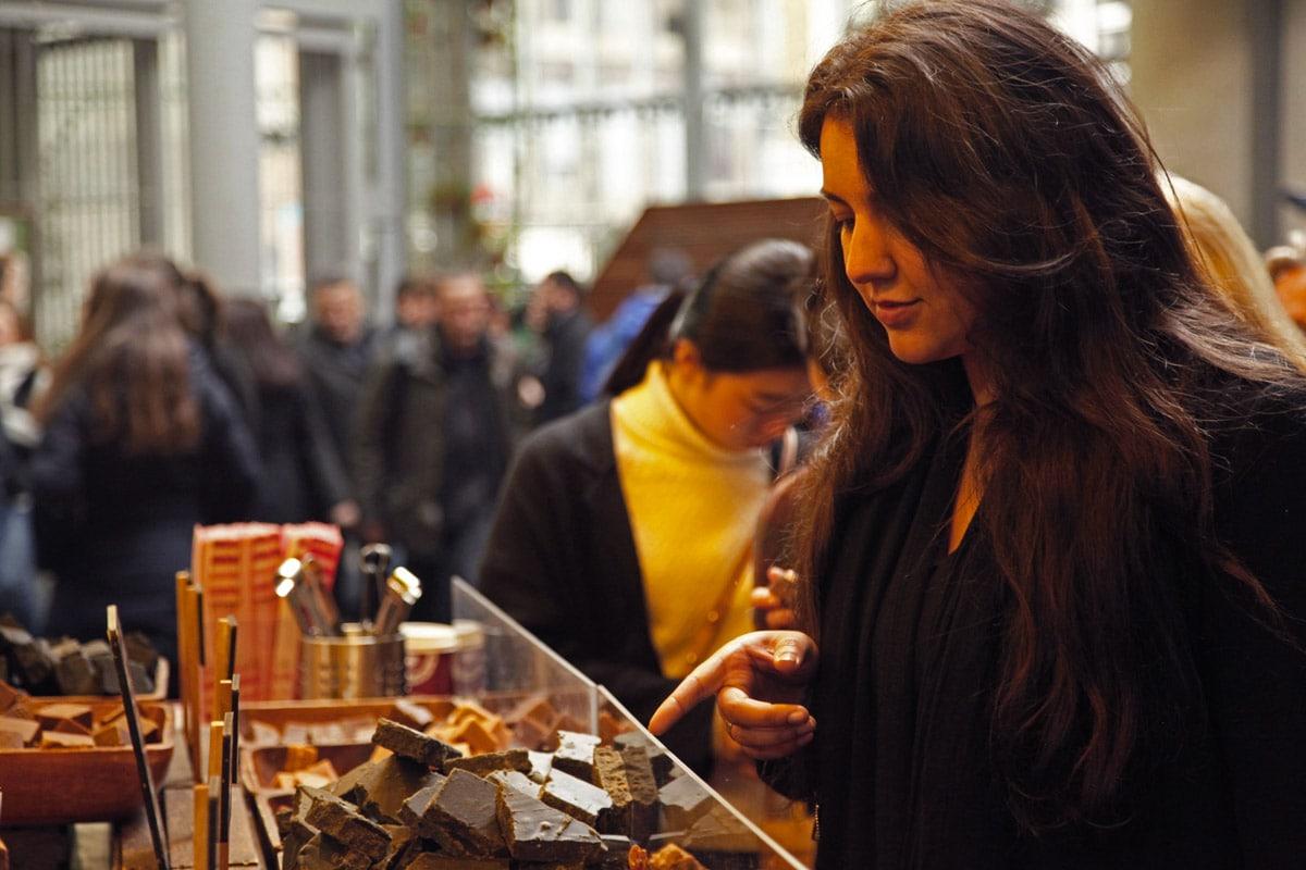 kerstmarkten Londen
