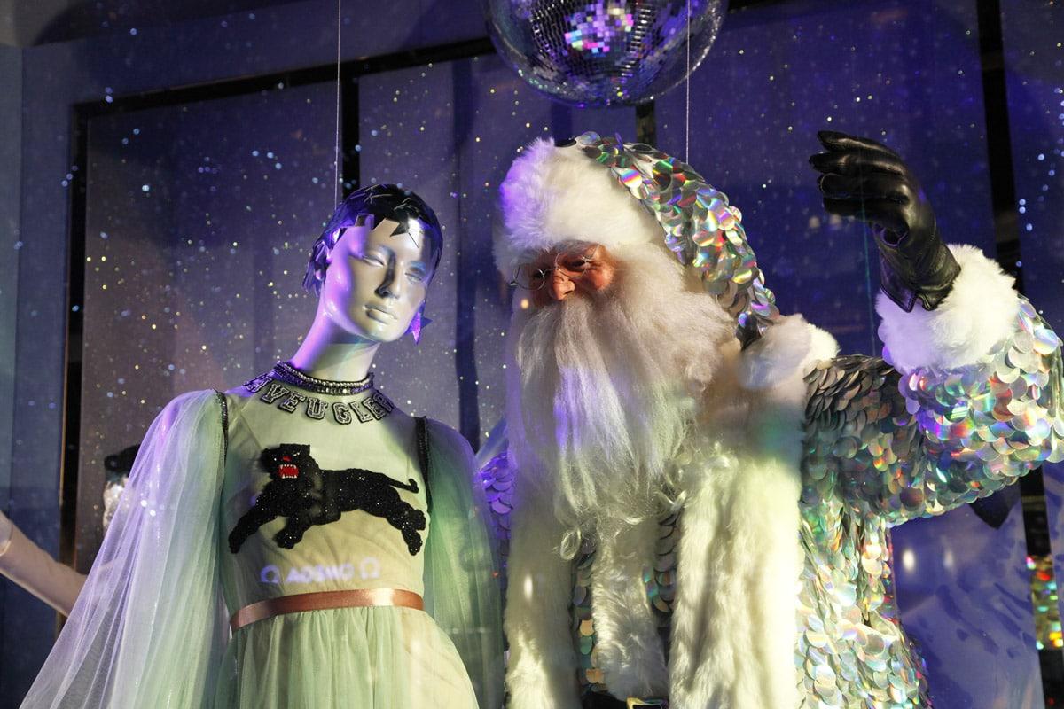 kerstshoppen londen