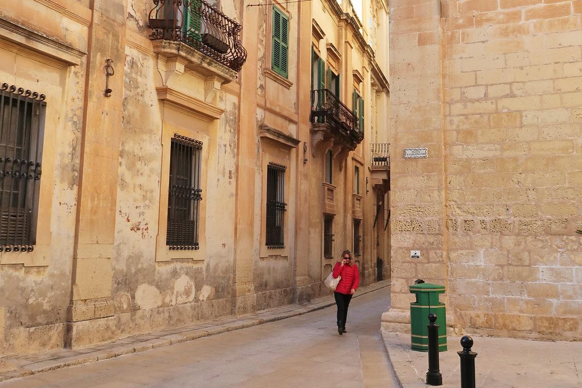 Mooiste steden in Europa Mdina