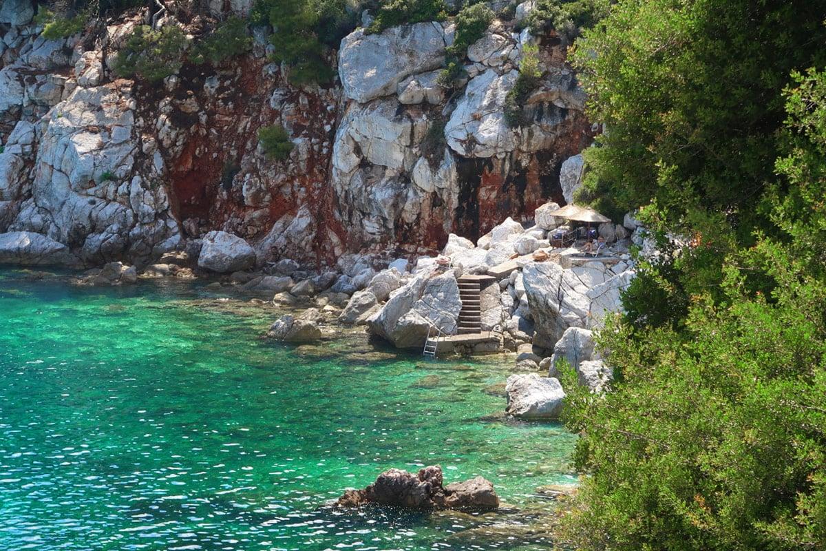 Mooiste strandbestemmingen 2019 Skopelos Griekenland