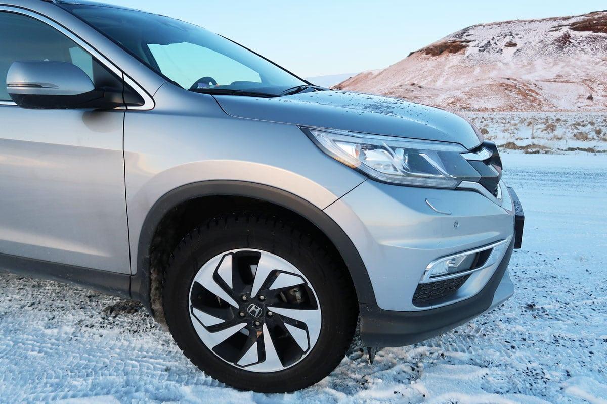 Tips auto huren in IJsland